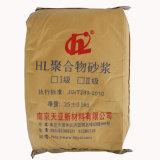 Mortaio semplice del polimero dell'imballaggio per il rinforzo della struttura in cemento armato