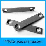 Magneet de van uitstekende kwaliteit van Fecrco van de Cilinder met Gat