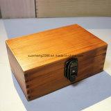 Rectángulo de regalo de madera de encargo exclusivo