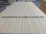 이라크 시장을%s 1220X2440X18mm AAA 자연적인 티크 Blockboard