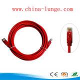 Cat5e /cable CAT6 con buena calidad