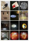 20W LEDの静的なロゴのGoboプロジェクター屋外広告ライト