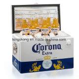 Koelere Doos van uitstekende kwaliteit van het Bier van het Metaal van 22 L de In het groot