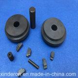 Peças do silicone Nitride/Si43n4 da elevada precisão com dureza elevada da fratura