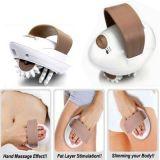Cuerpo compacto eléctrico masajeador, Masajeador de rodillos