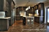 Luxuriours armoire de cuisine en bois avec porte armoire de cuisine en bois solide