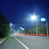 LED de puissance solaire intégré le plus récent Rue lumière solaire Prix