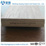 Madeira compensada comercial/madeira compensada extravagante para a mobília de Shandong