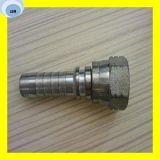 Femelle métrique de 28611 JIS embouts de durites hydrauliques de portée de cône de 60 degrés