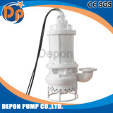 Versenkbare Schlamm-Pumpe mit Wasserkraftanlage-Wasserkraftanlage