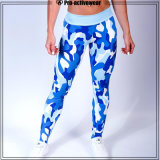 OEM Factory Colorful Sportswear Scrunch Butt Leggings Navy Pants Yoga
