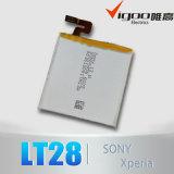 Originele Capaciteit Lt28 voor Tijd van de Batterij van Sony de Lange Reserve