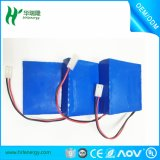 pack batterie de 12.8V 1400mAh LiFePO4