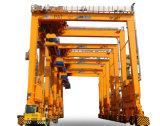 Gummireifen-Behälter-Portalkran (RTG)