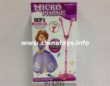 Micrófono de juguete divertido juguete con luz y la música (1043302)