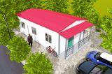 중국 제조자 작은 강철 건축 건축 Prefabricated 집