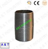Couplage chaud de commutateur d'ajustage de précision de pipe en acier de vente avec la qualité