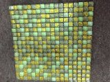 Vidrio mosaicos de decoración de la pared