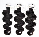 100% naturel vierge brésilien Cheveux humains au prix d'usine avec l'approbation de SGS