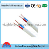 Cable sólido de la envoltura del alambre BVV de la casa de China