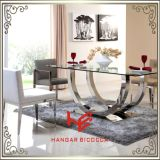 Стул офиса стула гостиницы стула трактира стула домашнего стула банкета стула штанги стула стула (RS161904) самомоднейший обедая мебель нержавеющей стали стула венчания стула
