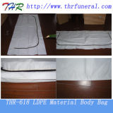 LDPE-Material mit Cs-Reißverschluss-Leichensack