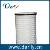 High Flow Pleated Liquid Filter Cartridge