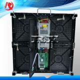 Indicador de diodo emissor de luz interno do arrendamento da tela da cor cheia de HD P3.91 SMD