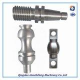 Kundenspezifischer Präzision CNC, der für Aluminiumteil maschinell bearbeitet
