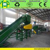 Reciclaje de ofrecimiento especializado de la botella del PE del PVC del animal doméstico de la PC de los PP del HDPE de las máquinas de la compañía