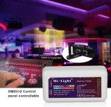 DMX512 RGB+CCTのストリップのコントローラ