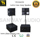 Vr10 & S30 2X15 pouces en alliage Active Outdoor Line Array