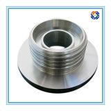 Cnc-sind maschinell bearbeitenmetalteil-verschiedene Ende erhältlich