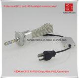 Nuovo faro del LED H4, 6000k, 4800lm, universale, impermeabile con IP68!