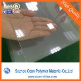 Het duidelijke Glanzende Plastic Blad van pvc voor het Vouwen van Vakje