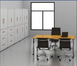 Cabinet de classement latéral en acier carré à 3 tiroirs (SQ-3D)