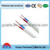 Тип изолированный PVC BVV одиночный твердый кабель оболочки