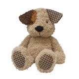 귀여운 살아있는 것 같은 연약한 애완 동물 장난감에 의하여 채워지는 개 장난감 견면 벨벳 동물