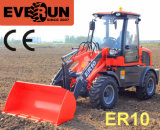 Multi-Fonctions Populaires Européennes 1.0ton Small Shovel Loader