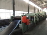 Máquina hidráulica de borracha da imprensa do Vulcanizer para a correia transportadora de borracha