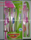 Cepillo de dientes del adulto de la belleza