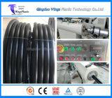 Ligne d'extrusion de pipe d'approvisionnement et de fourniture de gaz en eau de HDPE/machine d'extrudeuse