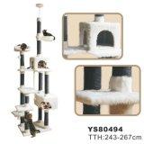 고양이 Scratcher 호화스러운 나무 (YS80494)