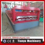 販売のための機械を形作るフルオートマチックの金属の屋根シートロール