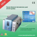 직업적인 수력 전기 Dermabrasion 얼굴 피부 관리 기계 CV-03