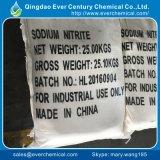Un 99% de nitrito de sodio grado sin Anticaking Industrial