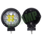 CREE LED de 60W 7inch que trabaja la lámpara ligera del trabajo para el jeep