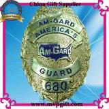 Insignia de la policía del metal para el uso de la policía (m-EB10)