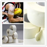 No deportes 100% de la gimnasia del algodón el elástico que atan con correa la cinta