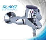 ガラスハンドルの浴室のコック(BM50601)